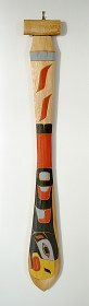 Red Cedar Native Eagle 3ft Paddle by Tim Alfred
